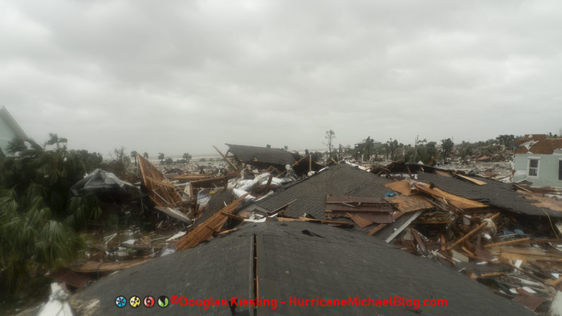 Hurricane Michael, Mexico Beach, FL