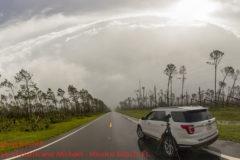Ford Explorer Survived The Hurricane