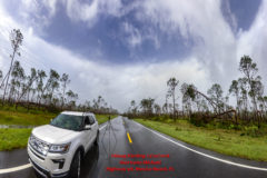 Ford Explorer Survived The Eye Of Hurricane Michael