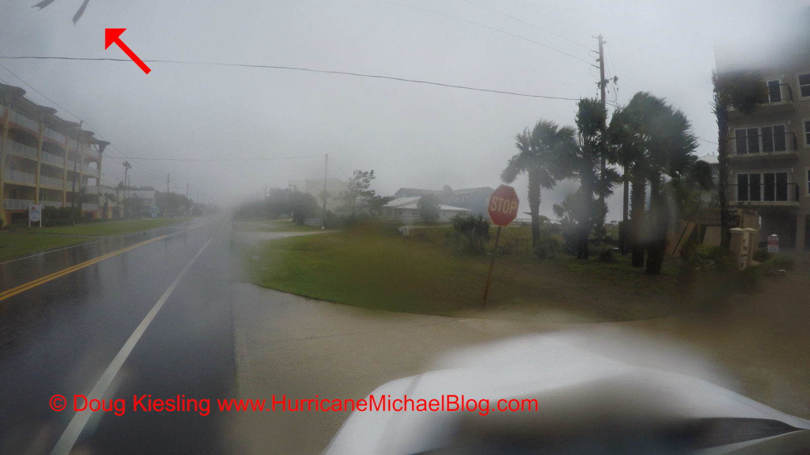 Hurricane Michael Blog, Mexico Beach, FL